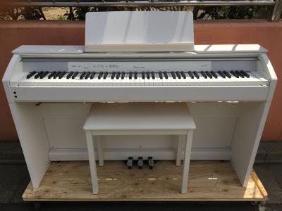 カシオ PX-850WHの中古電子ピアノを格安で販売